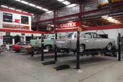 Pete's Classic cars 2