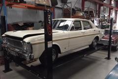 Pete's Classic cars