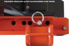 wheel fork