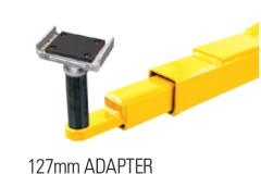 127mm adapter